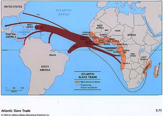 Africa the atlantic slave trade ap world history africa the atlantic slave trade gumiabroncs Gallery