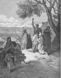 understandings of genesis and exodus The books of chronicles are a re-reading of the book of genesis and the books of samuel and kings  with the exodus from egypt,.