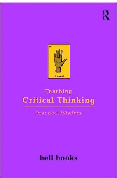 bell hooks teaching critical thinking pdf