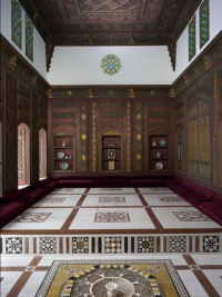 3. Arab Lands-Reception Room-150 dpi